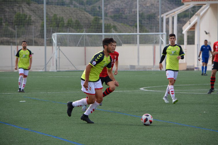 El Imperial sigue sumando ante el CD Algar