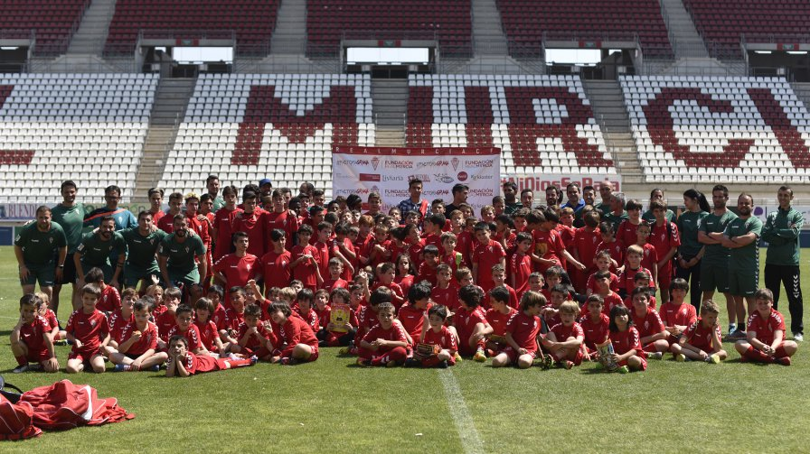 CLAUSURA DEL CLINIC REAL MURCIA